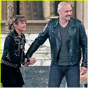 Joey King Is Inspired By Her 'Zeroville' Co-Star James Franco!