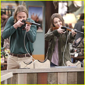 Who Would Really Win In A Shooting Competition on 'Last Man Standing' - Kyle Or Eve?