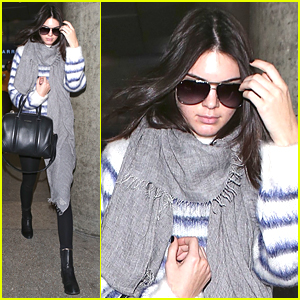 Kendall Jenner Says It's A 'Dream' To Be The New Face of Estee Lauder