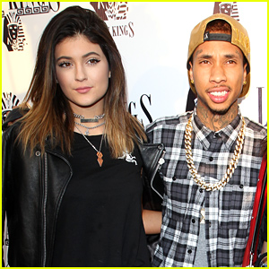 Kylie Jenner Skipped Tyga's 25th Birthday Party in Los Angeles