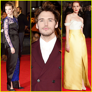 Natalie Dormer & Jena Malone Look Super Chic for 'Hunger Games: Mockingjay' Premiere