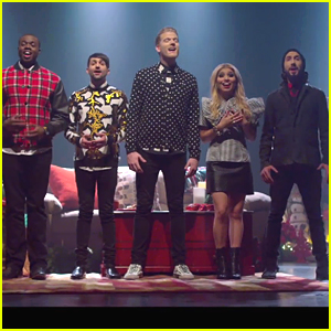 Pentatonix Show Off Their Past Christmases in 'That's Christmas To Me' Music Video - Watch Here!