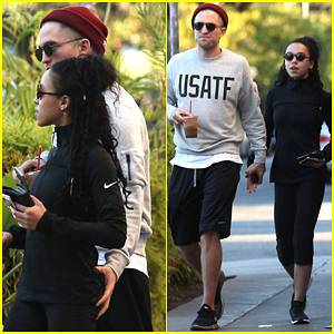 Is robert pattinson really dating fka twigs — pic 4