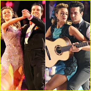 Sadie Robertson & Mark Ballas Bring Ariana Grande's 'Problem' to 'DWTS' - See the Pics!