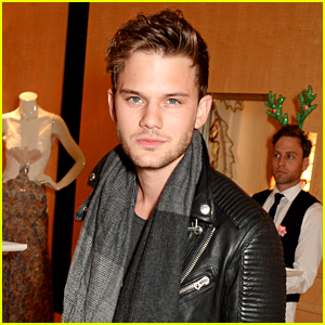 Jeremy Irvine Shares Cool BTS Flying Clip from 'Fallen'
