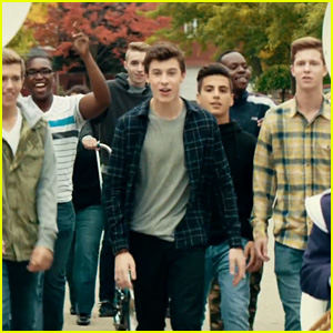 Shawn Mendes Leads Parade of People in New 'Something Big' Music Video - Watch Now!