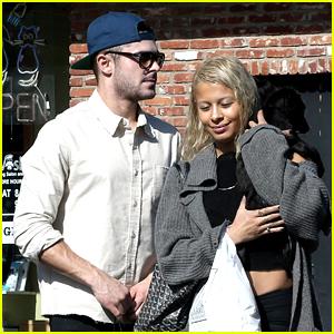 Zac Efron & Sami Miro Go Shopping for New Puppy!