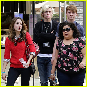 Proof the 'Austin & Ally Cast is Totally BFF!