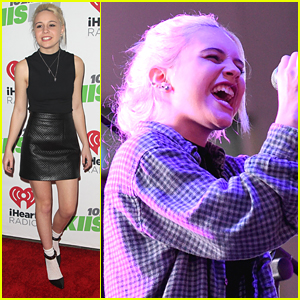 Bea Miller Rocked Out KIIS FM's Jingle Ball Even Though She Didn't Marry 5SOS's Luke Hemmings