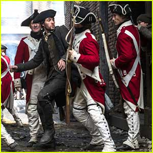 John Adams Defends the Red Coats