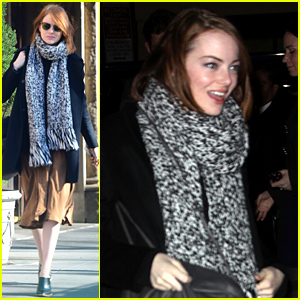 Emma Stone Wins Best Supporting Actress with Boston Society of Film Critics Award!