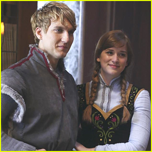 Kristoff & Anna Are Back Together On 'Once Upon A Time' Tonight