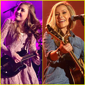 Country Duo Maddie & Tae Rock Out Vegas Ahead of American Country Countdown Awards