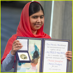 young nobel peace prize winner malala yousafzai stops by ellen video malala yousafzai. Black Bedroom Furniture Sets. Home Design Ideas