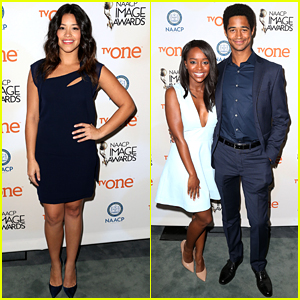 Gina Rodriguez Helps Announce the NAACP Image Award Noms!