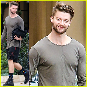 Patrick Schwarzenegger Keeps His Workouts Going Amid False Marriage Report