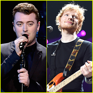 Sam Smith Hits Jingle Ball Stage After Grabbing Six Grammy Nominations