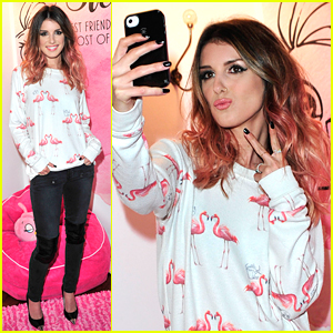 Shenae Grimes Dishes About Must Have Beauty Products