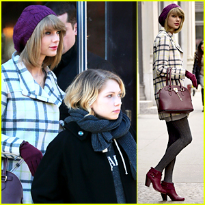 Taylor Swift Lunches with Tavi Gevinson, Gets More Amazing '1989' News