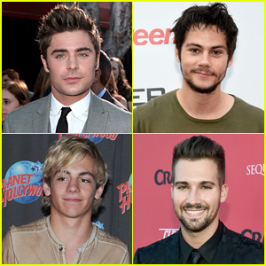 Just Jared Jr's 25 Most Popular Actors of 2014!