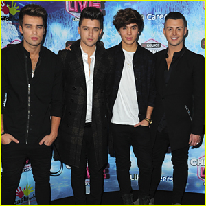 Union J Sings 'It's Beginning To Look A Lot Like Christmas' At Key 103's Christmas Live