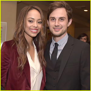Amber Stevens & Andrew J. West Make First Appearance As Husband & Wife At Palm Springs Film Festival