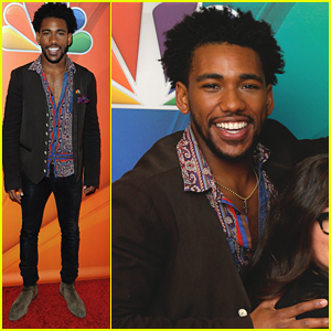 Brandon Smith Brings His New 'One Big Happy' Family To NBC TCA Party