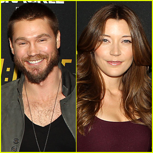 Chad Michael Murray & Wife Sarah Roemer Are Expecting a Child Together!
