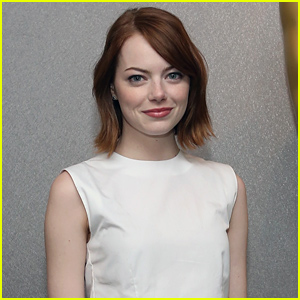 Emma Stone Is Very Excited About Her Oscar Nomination!