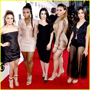 Fifth Harmony Light Up The 2015 People's Choice Awards After Announcing Reflection Tour