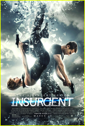 'Insurgent' Debuts New Poster After Pre-Game Trailer Reveal