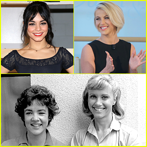 Vanessa Hudgens & Julianne Hough Joins Fox's 'Grease' as Rizzo & Sandy!