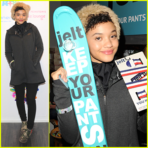 Kiersey Clemons Gets Gifty At Sundance 2015
