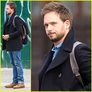 Troian Bellisario 'Couldn't Be Prouder' Of Patrick J. Adams' Behind The Lens Gallery Show