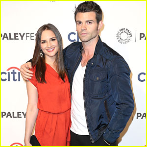 'The Original's Daniel Gillies & His Wife Rachael Leigh Cook Are Expecting Baby Number Two!