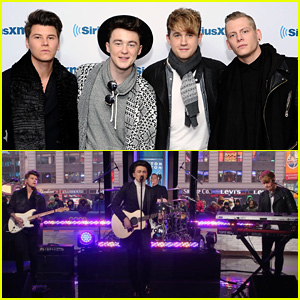Rixton Brings 'Hotel Ceiling' to 'Good Morning America' - Watch Their Performance Now!