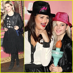 Abigail Breslin Looks Into The Future with Benefit Cosmetics & Baublebar