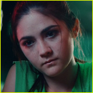 Isabelle Fuhrman Shows Kodi Smit-McPhee Her Tattoo in This 'All the Wilderness' Clip! (Exclusive)