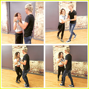 Riker Lynch & Allison Holker Need A 'Dancing With The Stars' Team Name!