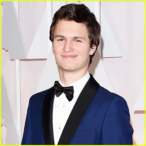 Ansel Elgort Makes Us Swoon at Oscars 2015!