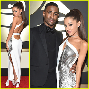 Ariana Grande & Big Sean Are Picture Perfect Couple at Grammys 2015