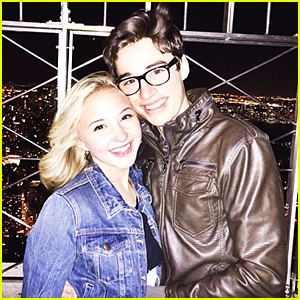 Audrey Whitby is Dropping Major Hints to Joey Bragg About Valentine's Day (JJJ Exclusive)