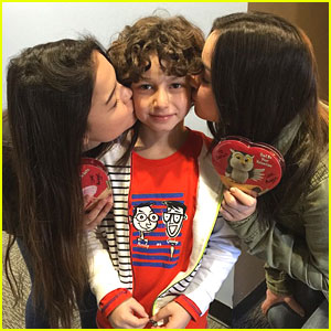 August Maturo Gives Valentines To His Favorites During JJJ Takeover