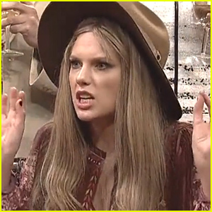 Taylor Swift Stars in SNL 40's The Californians Sketch - Watch Now!