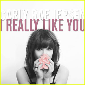 Carly Rae Jepsen Unveils 'I Really Like You' Artwork; Will Perform on GMA Monday!