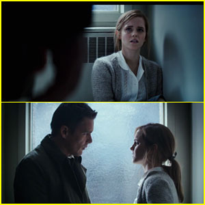 Emma Watson's Life Gets Pretty Scary in 'Regression' Trailer - Watch Now!