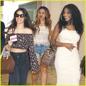 Fifth Harmony's Camila Cabello Is Ready for Koala Hugs