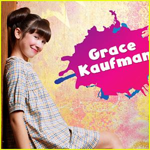 Lab Rats' Grace Kaufman Reveals Celebrity Crush!