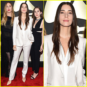 Haim Shows Off Their Amazing Sense of Style at Grammys 2015!