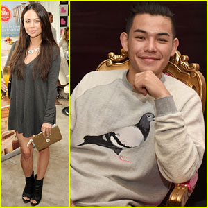 Ryan Potter Hits Up Gifting Suite Ahead of Oscars Tonight